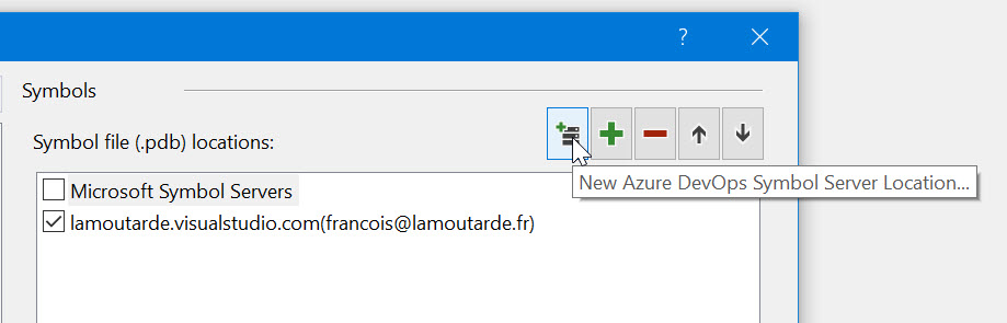 Get source files while debugging Nugets - La Moutarde