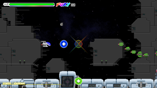 screenshots/12 - Old School Musical - We Are In Space.png